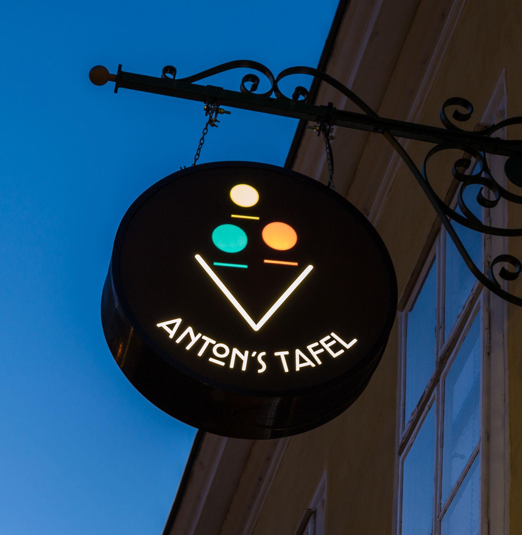 Anton's Tafel