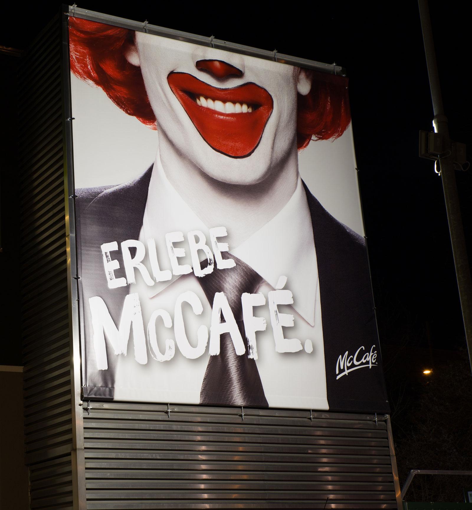 McDonalds McCafé