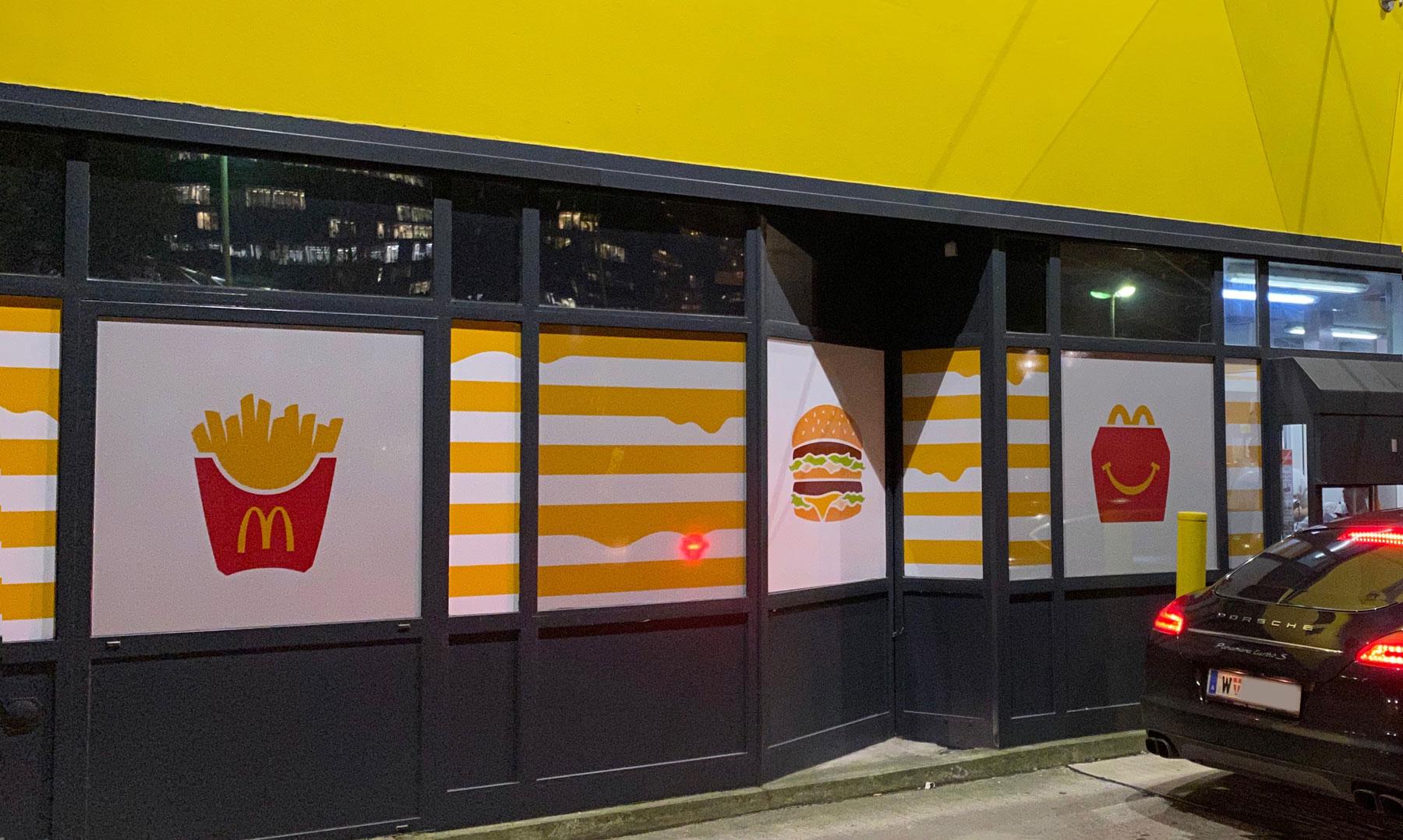McDonalds DriveIn